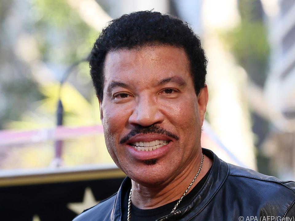 Lionel Richie zeichnet für einige Welthits verantwortlich
