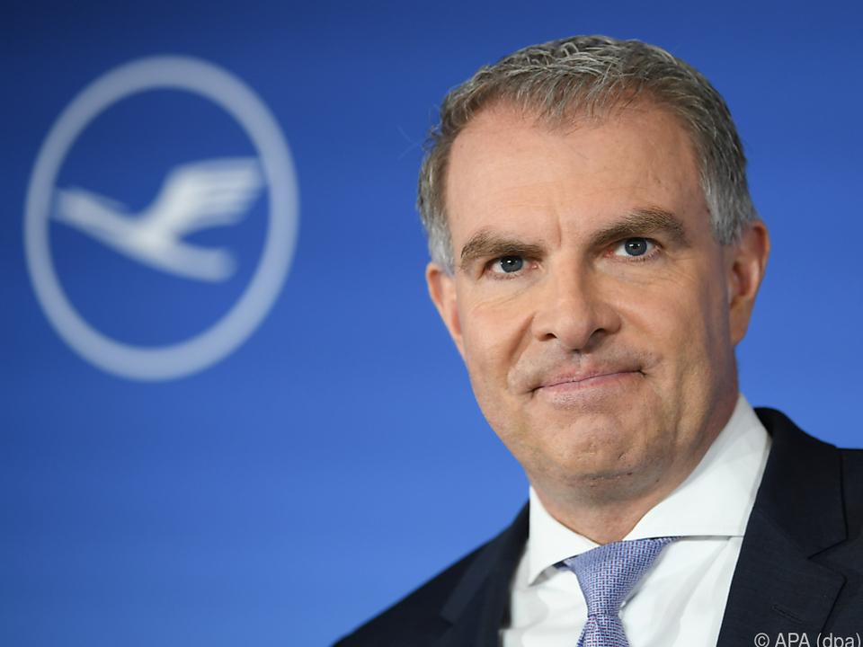 Lufthansa-Chef Spohr blickt einer spannenden Hauptversammlung entgegen