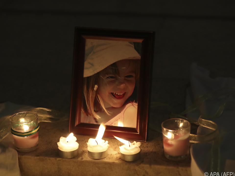 Madeleine McCann verschwand 2007 aus einer Ferienanlage in Portugal