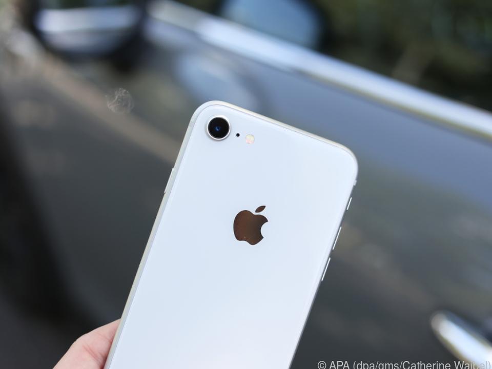 Man kann mit dem iPhone wohl bald dafür freigegebene Autotüren öffnen