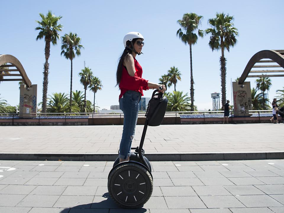 Wirtschaft - Segway stellt Produktion der bei Touristen beliebten Zweiräder ein