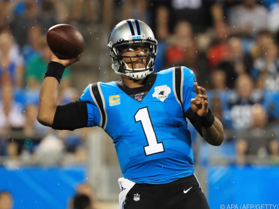 Newton wird Brady ersetzen