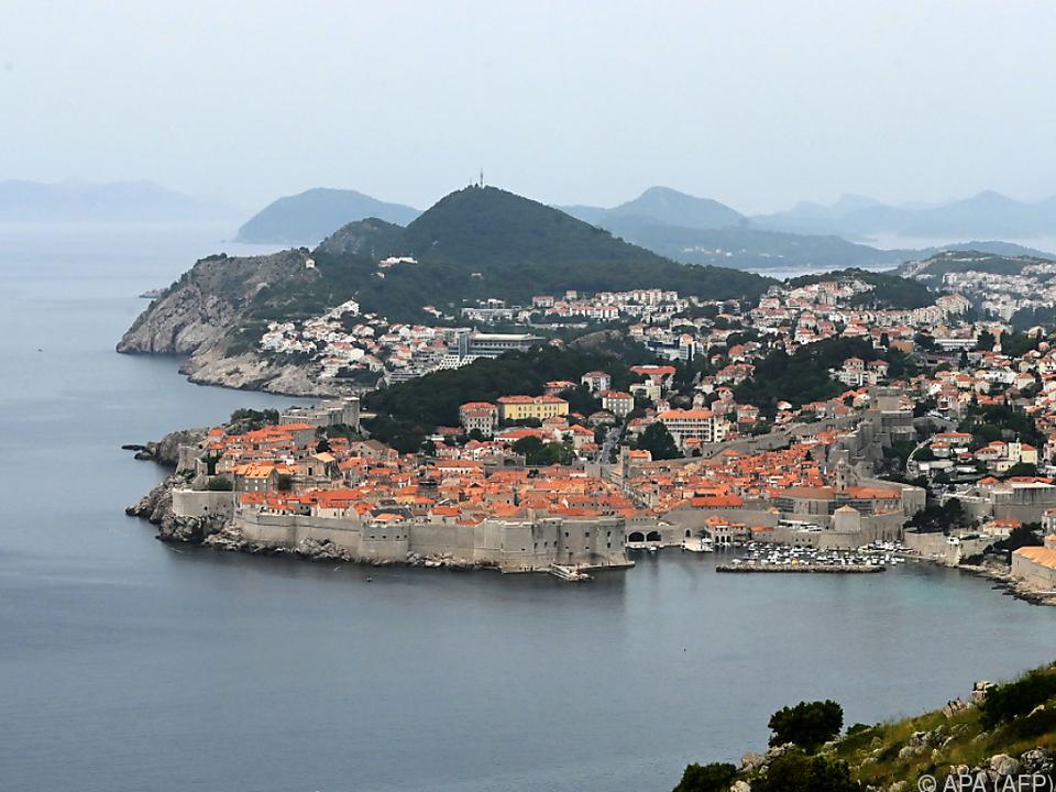 Noch wenig los ist derzeit in Dubrovnik