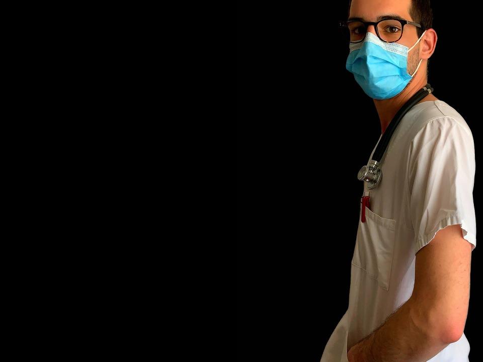 Krankenpfleger Corona