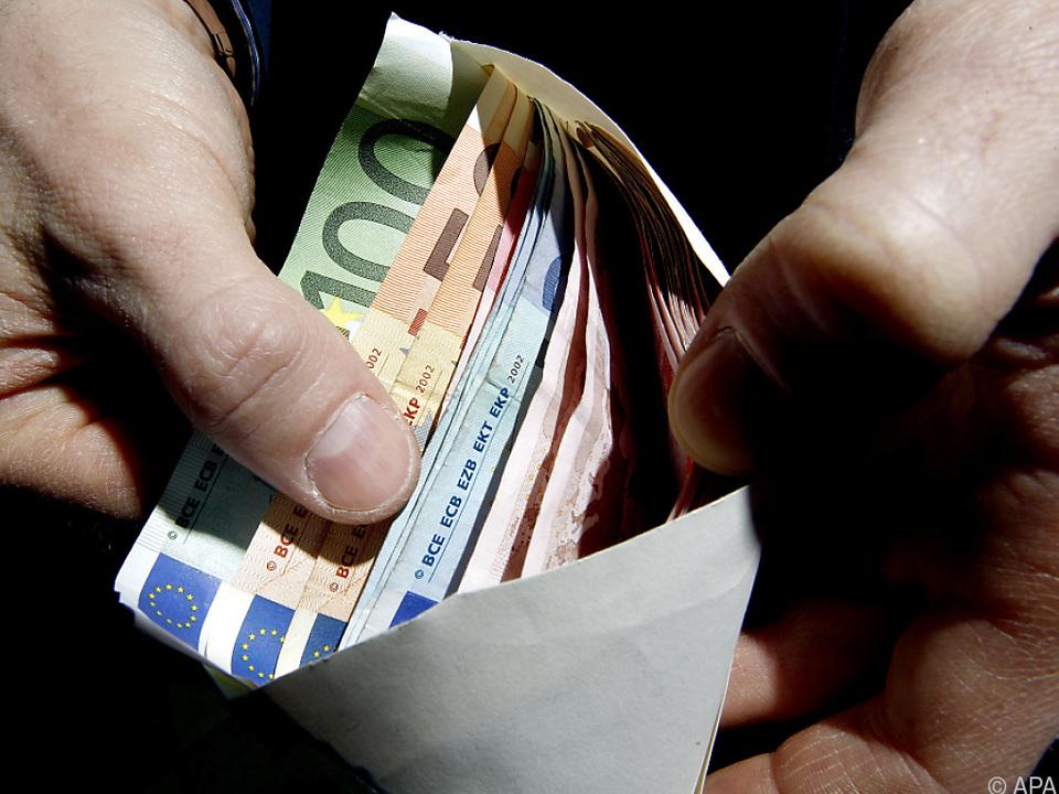Österreich bietet Korruption guten Nährboden