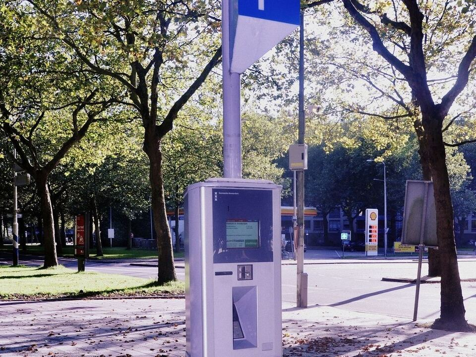 Parkautomat