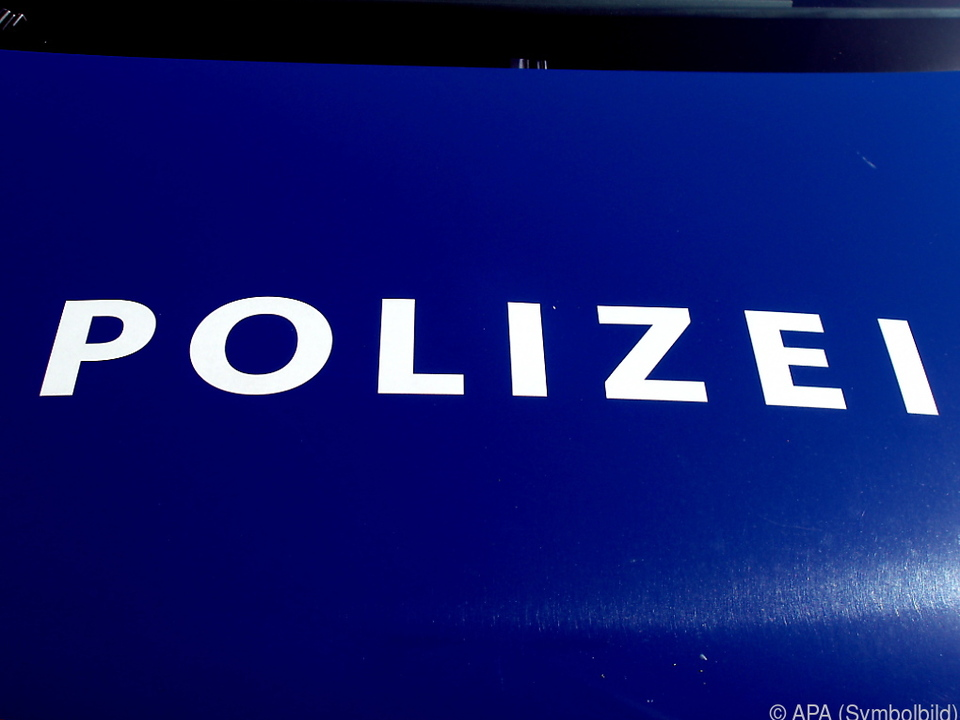 Polizeieinsatz in Lokal in Wien-Simmering