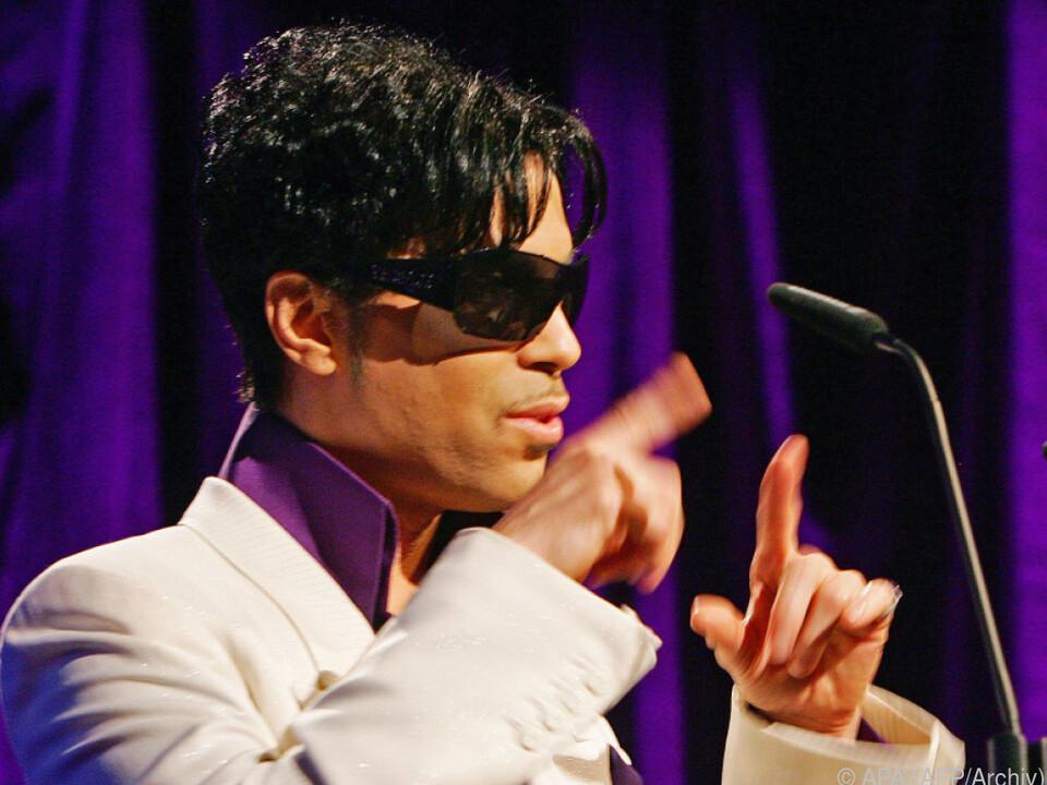 Prince starb 2016 an einer Überdosis Schmerzmittel