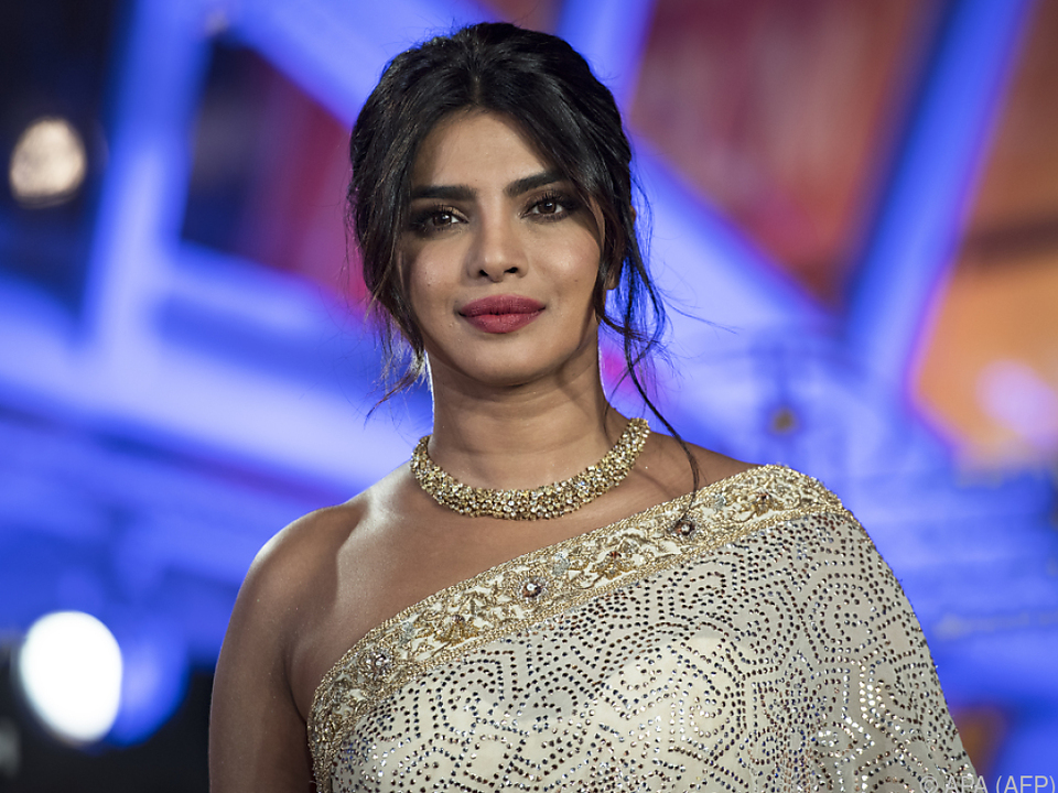 Priyanka Chopra wurde heftig kritisiert
