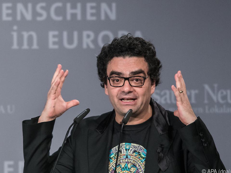 Rolando Villazón betont die Rückkehr zur Freiheit