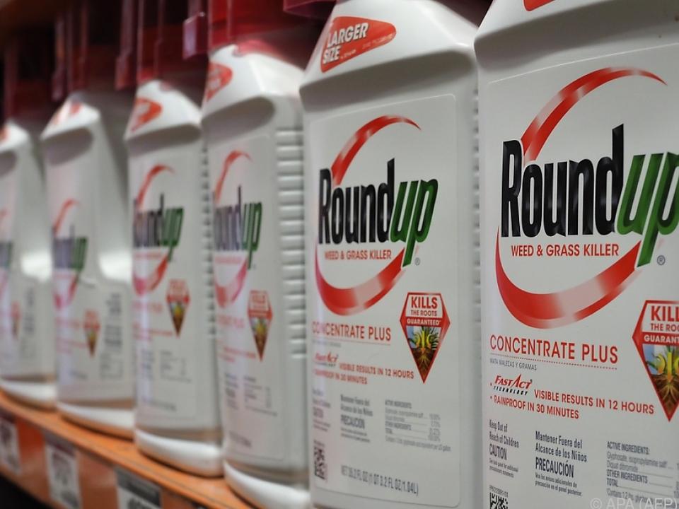 Roundup wird für Krebserkrankungen verantwortlich gemacht