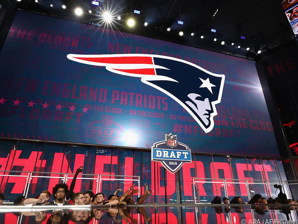Saftige Strafe für die New England Patriots