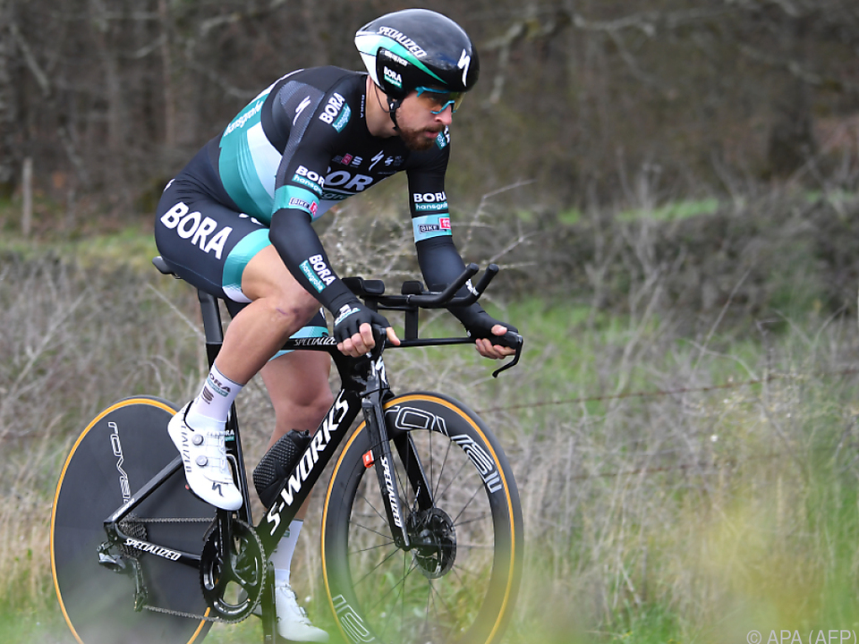 Sagan sagte zugunsten der verschobenen Rad-Klassiker ab
