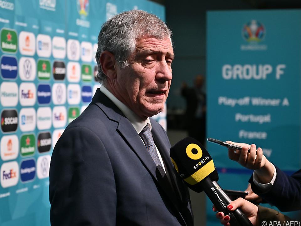 Santos gilt seit dem EM-Titel 2016 in Portugal als Nationalheld