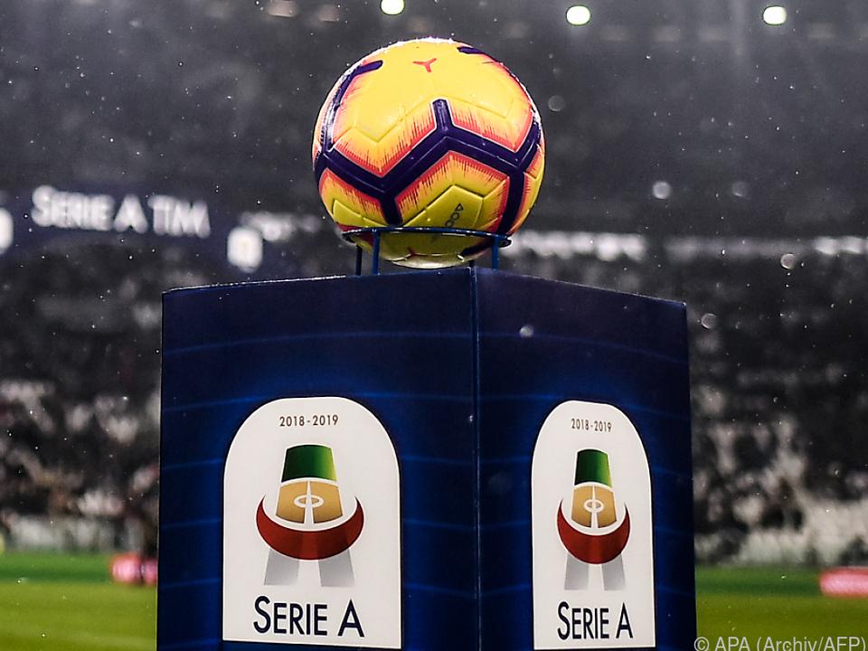 Serie A belässt es bei einer Wiederaufnahme