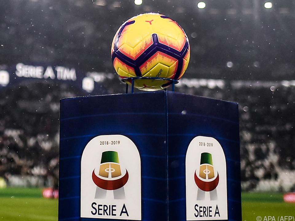 Serie A startete aus der Corona-Zwangspause