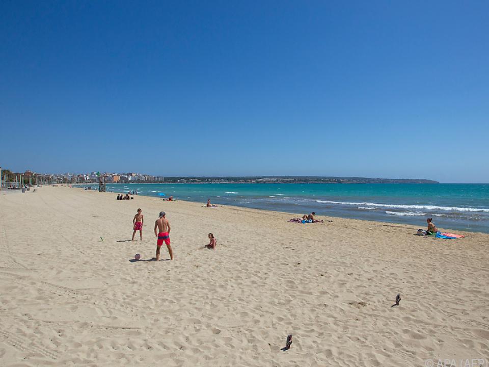 Spanien öffnet das Land langsam für Touristen