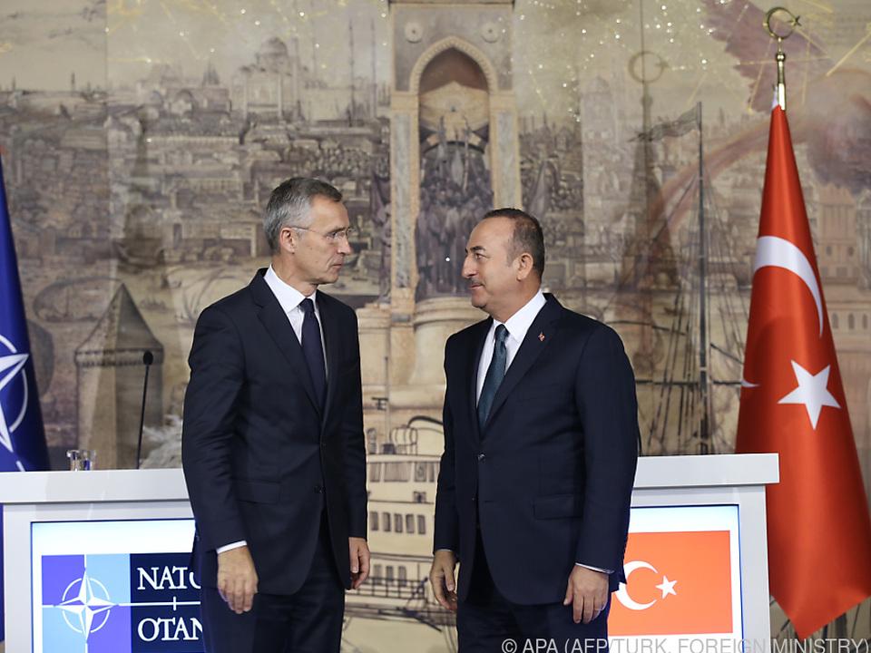 Türkei stellt Forderungen an die NATO