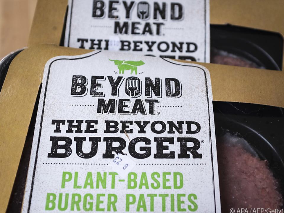 US-Hersteller Beyond Meat produziert Veganes