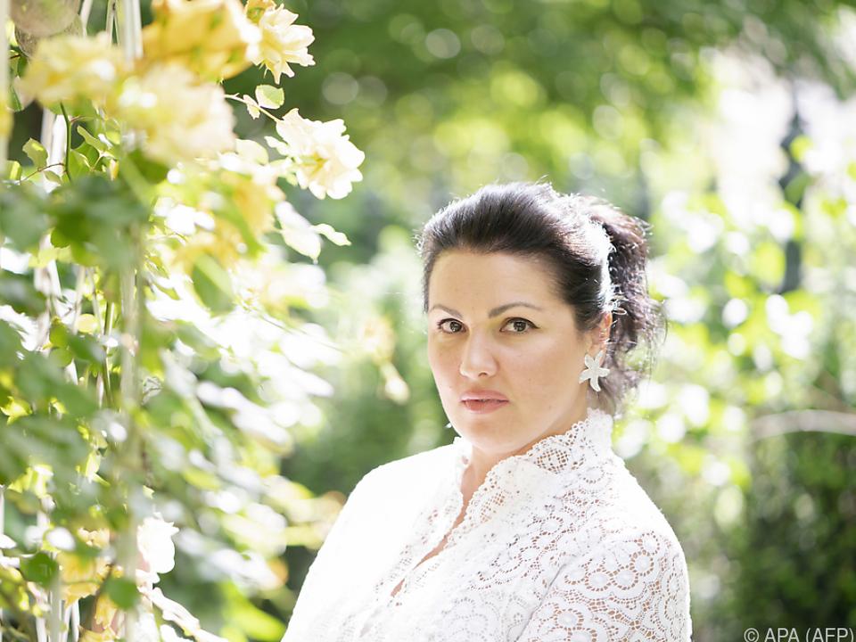 Vier Konzertabende mit Anna Netrebko in der Semperoper