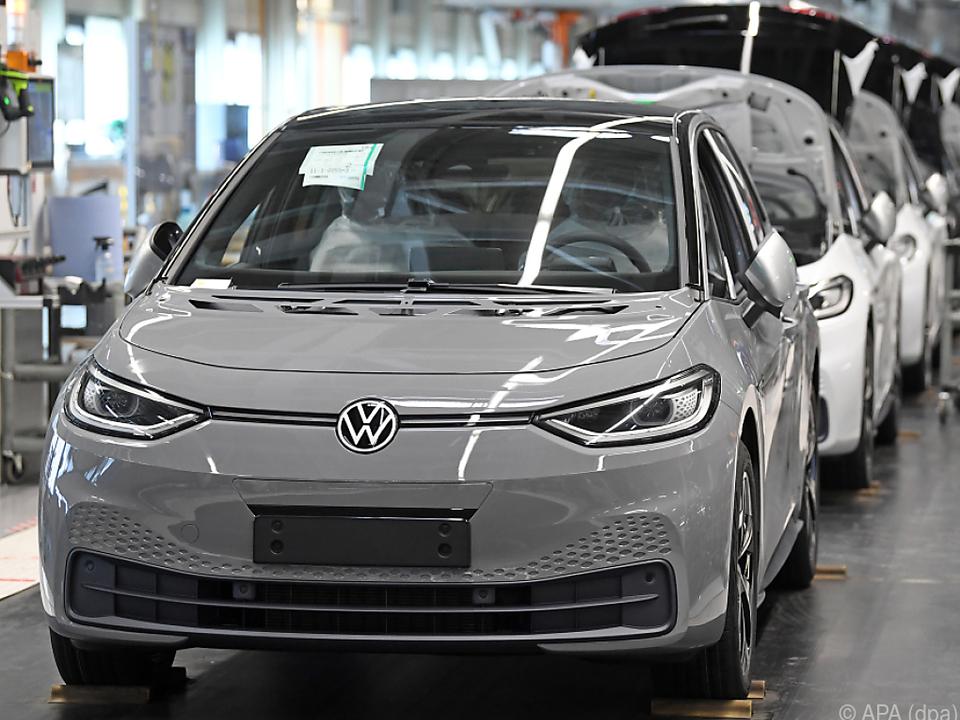 Volkswagen kämpft auch mit internen Problemen