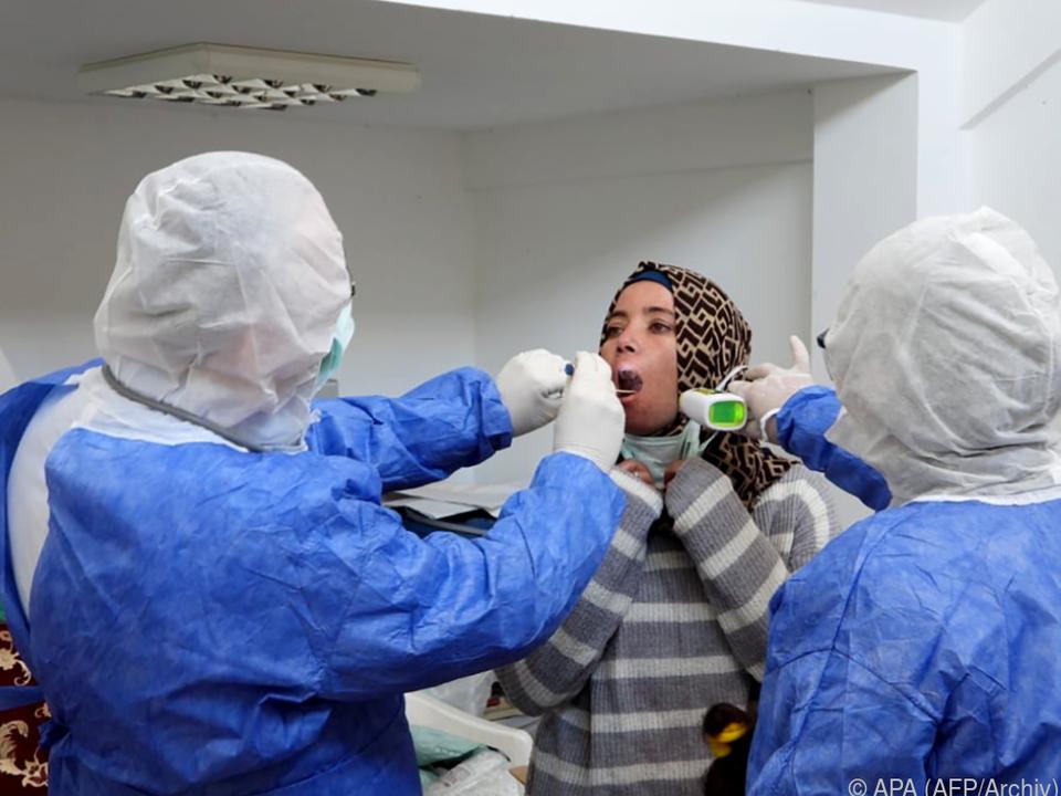 Wegen der Coronapandemie wurden die Grenzen dicht gemacht