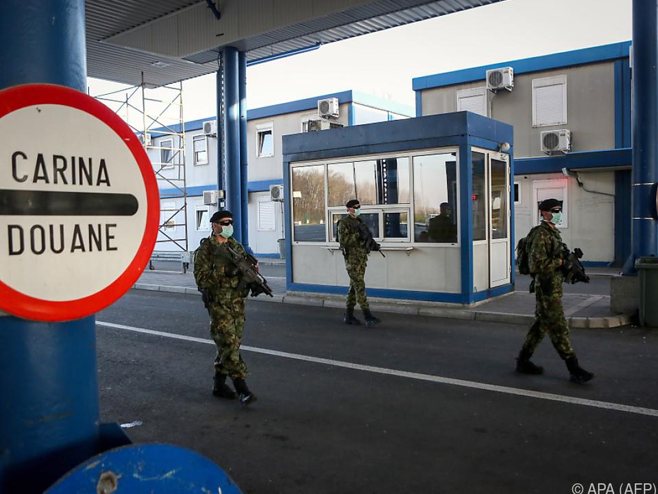 Weitere Grenzöffnungen werden beschlossen
