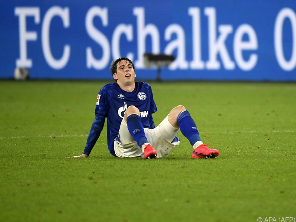 Wieder kein Sieg für Schalke