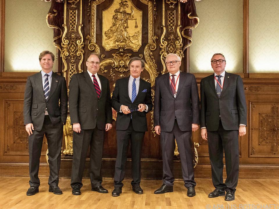 Wien erweist sich als zuverlässiger Tagungsort