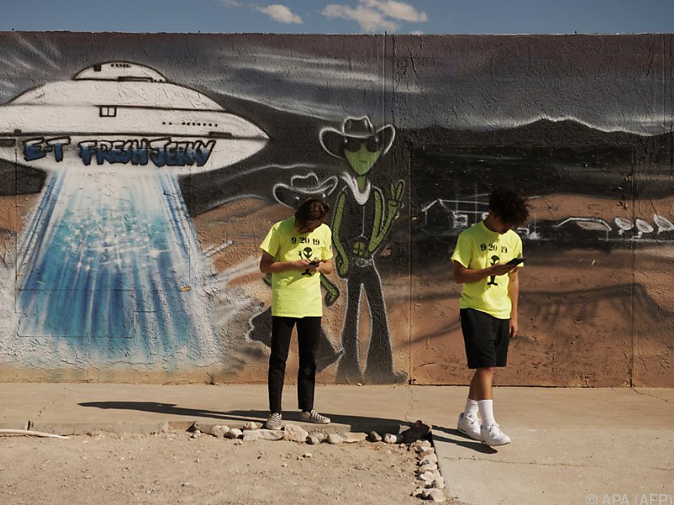 Wird auch das Rätsel um Area 51 geklärt?