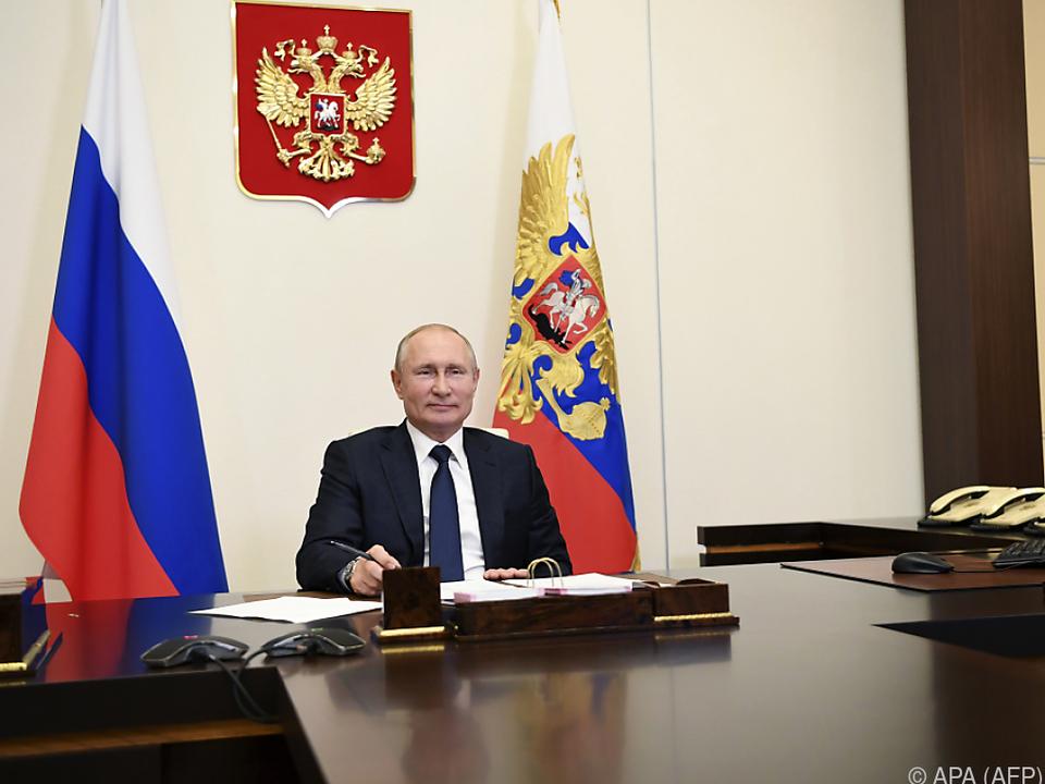 Wladimir Putin hatte viele Fragen