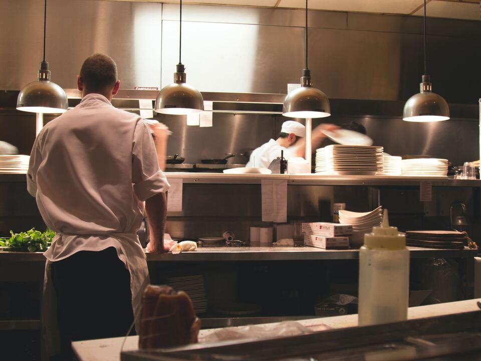 Tourismus Gastgewerbe Koch Küche