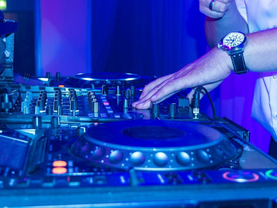 DJ Disco Diskothek