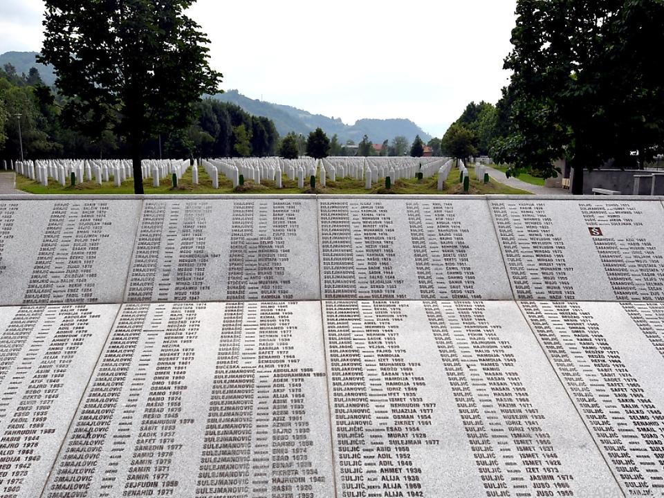 8.000 muslimische Männer und Buben wurden 1995 getötet