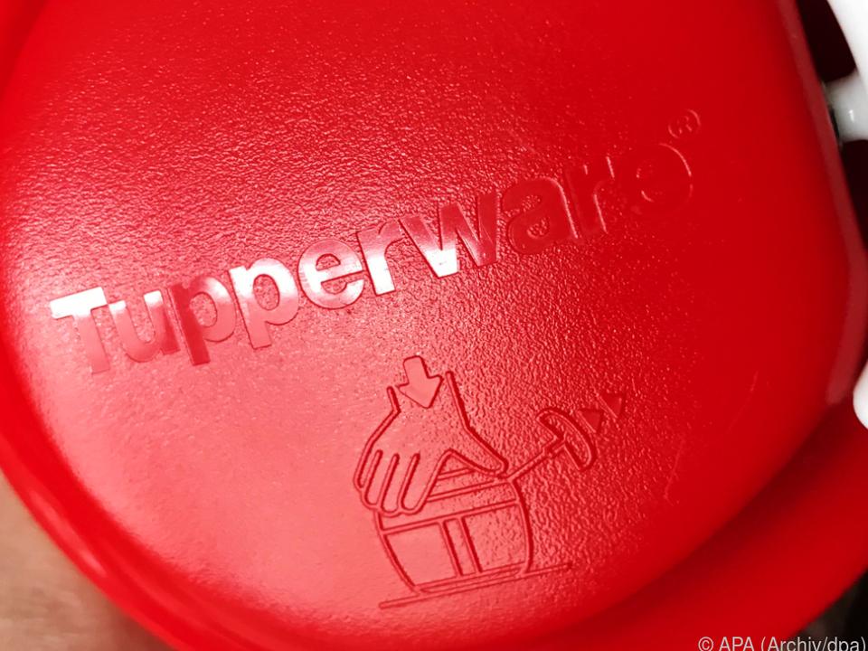 Aktie von Tupperware schoss in die Höhe