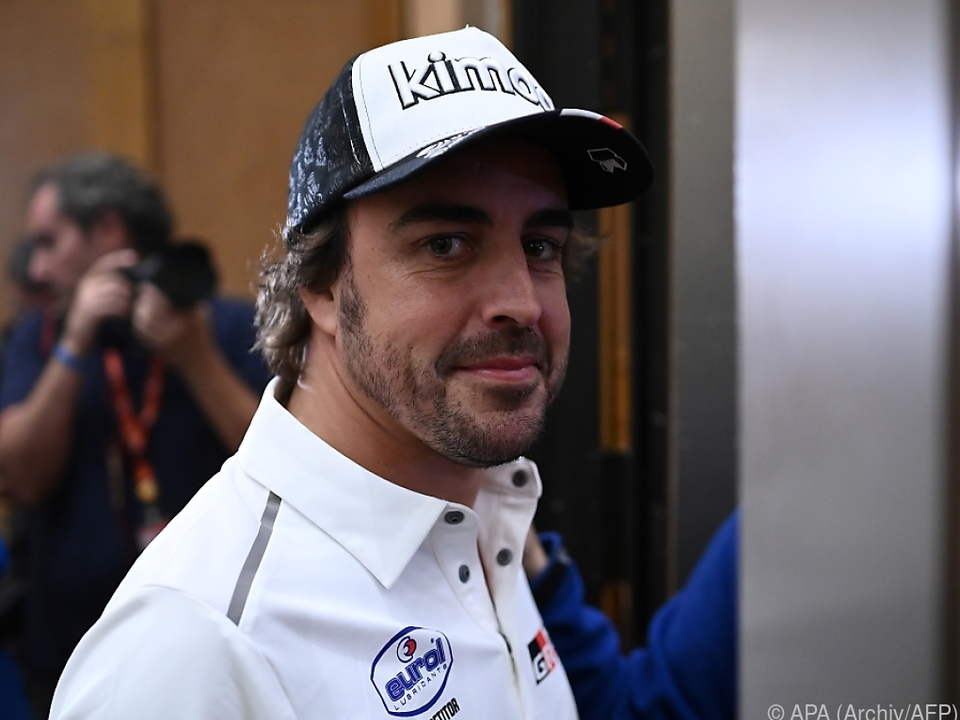 Alonso-Comeback für mehrere Saisons