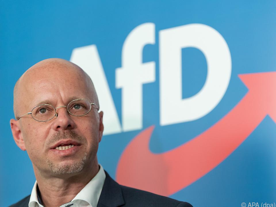 Andreas Kalbitz wird aus der Partei ausgeschlossen