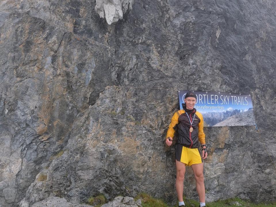 Andreas Reiterer winner OV 20