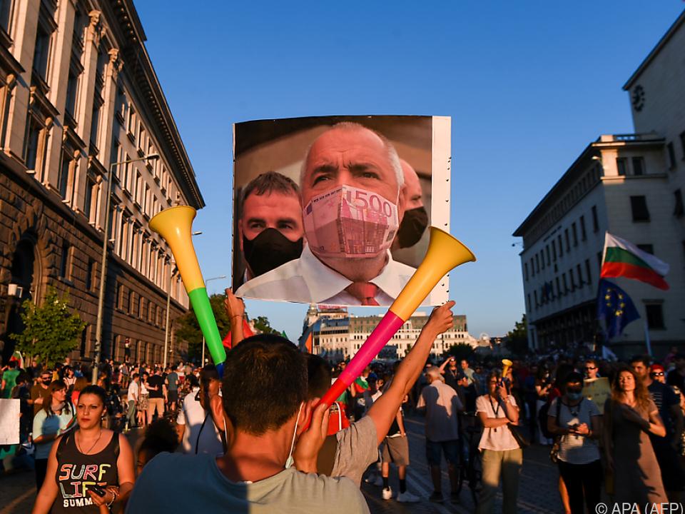Anti-Regierungsproteste halten an