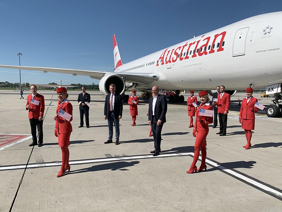 Austrian Airlines nimmt nach 100 Tagen Langstreckenbetrieb wieder auf