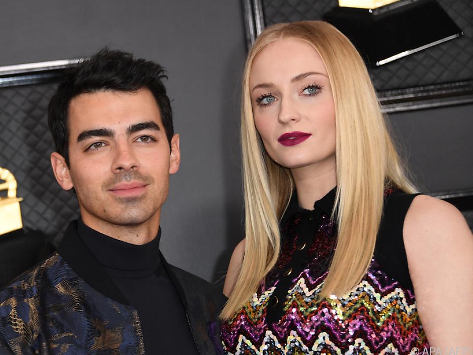 Babyglück für Sänger Joe Jonas und Schauspielerin Sophie Turner