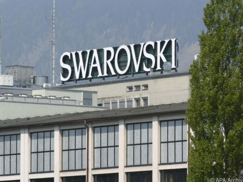 Bei Swarovski sollen 1.000 Stellen abgebaut werden