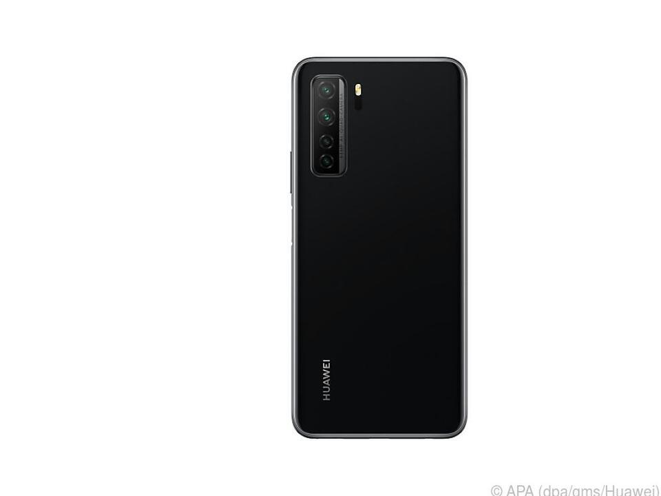Kamera mit KI: Ist sie aktiviert, neigt das Huawei P40 Lite 5G zu knalligen Farben