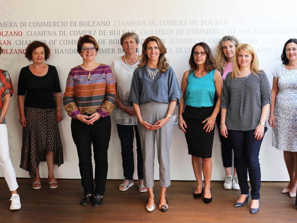 Beirat zur Förderung des weiblichen Unternehmertums (c) hk