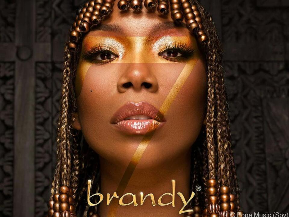 Brandy gibt sich auf ihrem neuen Album sehr offen