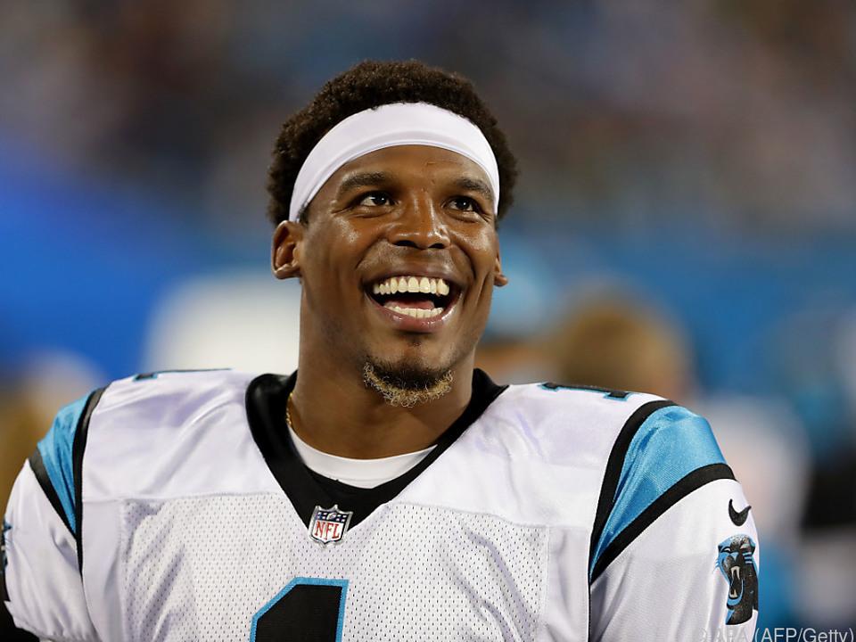 Cam Newton wechselt von den Carolina Panthers zu den Patriots