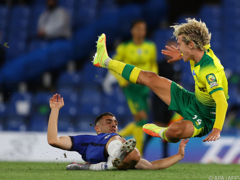 Chelseas harter Kampf machte sich bezahlt: 1:0 gegen Norwich City