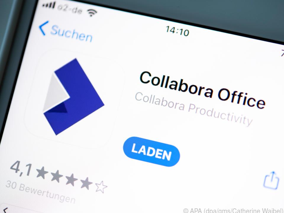 Collabora Office ist eine Bürosoftware-Suite für Mobiltelefone