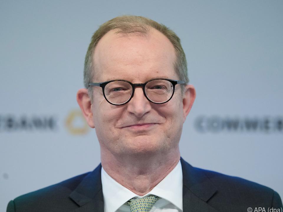 Commerzbank-Chef Zielke will abtreten