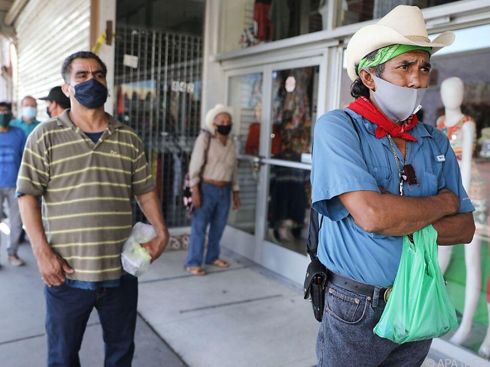 Corona-Pandemie trifft US-Staat Kalifornien mit voller Härte